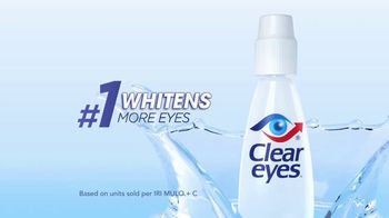 Clear Eyes TV Spot, 'Eyes Are Beautiful' Featuring Vanessa Williams - Thumbnail 8
