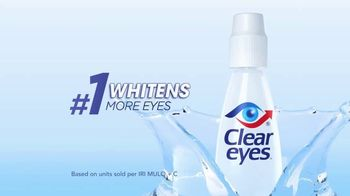 Clear Eyes TV Spot, 'Eyes Are Beautiful' Featuring Vanessa Williams - 814 commercial airings