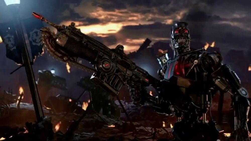 Gears 5 TV Commercial, 'Terminator Dark Fate Reveal' - Video