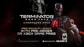 Gears 5 TV Spot, 'Terminator Dark Fate Reveal' - Thumbnail 6