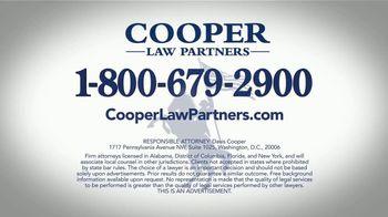 Cooper Law Partners TV Spot, 'We Won't Rest' - Thumbnail 6