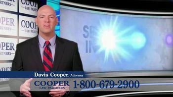 Cooper Law Partners TV Spot, 'We Won't Rest' - Thumbnail 1