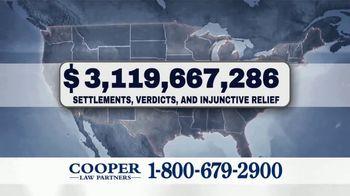 Cooper Law Partners TV Spot, 'We Won't Rest' - Thumbnail 3