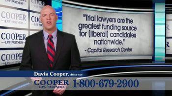 Cooper Law Partners TV Spot, 'We Won't Rest' - Thumbnail 5