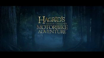The Wizarding World of Harry Potter TV Spot, 'Hagrid's Motorbike Adventure: paquete Stay and Play $89 dólares' [Spanish] - 85 commercial airings