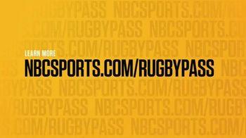 NBC Sports Gold Rugby Pass TV Spot, 'Heineken Champions Cup & Premiership Rugby' - Thumbnail 9