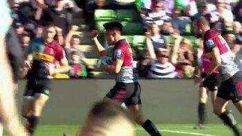 NBC Sports Gold Rugby Pass TV Spot, 'Heineken Champions Cup & Premiership Rugby' - Thumbnail 8