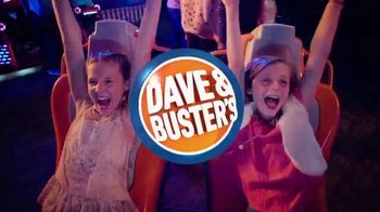 Dave and Buster's TV Spot, 'Half Price Games: All Summer From 10 to Noon' - Thumbnail 2