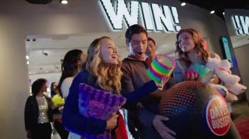 Dave and Buster's TV Spot, 'Half Price Games: All Summer From 10 to Noon'