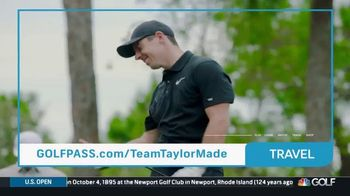 GolfPass Team TaylorMade Sweepstakes TV Spot, 'Hang With Rory McIlroy'