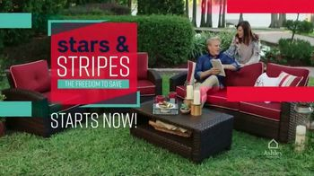 Ashley HomeStore Stars & Stripes Event TV Spot, 'Queen Bed' Song by Midnight Riot - Thumbnail 3