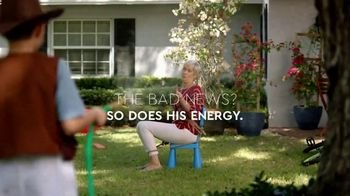 Depend FIT-FLEX Underwear for Women TV Spot, 'Playtime Protection' - Thumbnail 5