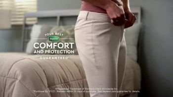 Depend FIT-FLEX Underwear for Women TV Spot, 'Playtime Protection' - Thumbnail 8