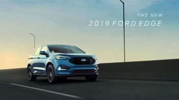 2019 Ford Edge TV Spot, 'Unsure' Song by Tame Impala [T2]