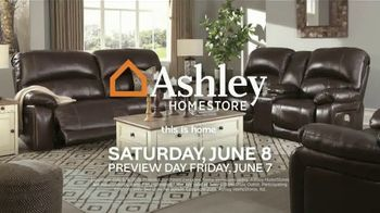 Ashley HomeStore One Day Sale TV Spot, 'Donate and Save' Song by Midnight Riot - Thumbnail 6
