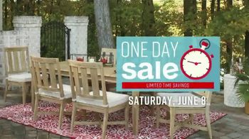 Ashley HomeStore One Day Sale TV Spot, 'Donate and Save' Song by Midnight Riot - Thumbnail 2