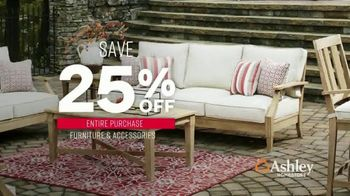 Ashley HomeStore One Day Sale TV Spot, 'Donate and Save' Song by Midnight Riot - Thumbnail 3