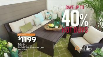 Ashley HomeStore One Day Sale TV Spot, 'Donate and Save' Song by Midnight Riot - Thumbnail 5
