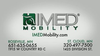 IMED Mobility TV Spot, 'Decades of Experience' - Thumbnail 10