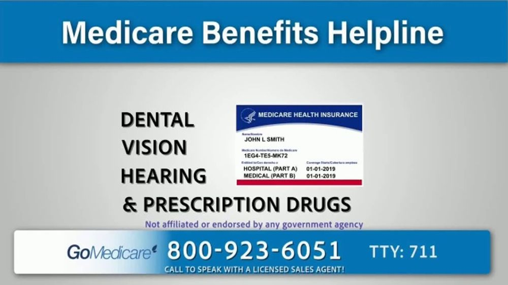 GoMedicare TV Commercial, 'Additional Benefits: Free Review'