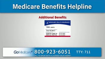 GoMedicare TV Spot, 'Additional Benefits: Free Review' - Thumbnail 1
