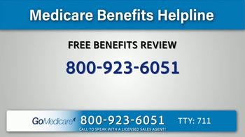 GoMedicare TV Spot, 'Additional Benefits: Free Review'