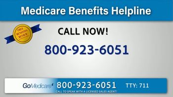 GoMedicare TV Spot, 'Additional Benefits: Free Review' - Thumbnail 3