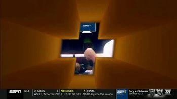 ESPN+ TV Spot, 'Exclusive Live Fights: Fury vs. Schwarz' - Thumbnail 9