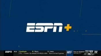 ESPN+ TV Spot, 'Exclusive Live Fights: Fury vs. Schwarz' - Thumbnail 2