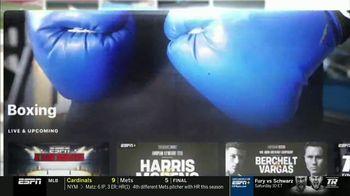 ESPN+ TV Spot, 'Exclusive Live Fights: Fury vs. Schwarz' - Thumbnail 4