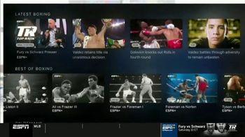 ESPN+ TV Spot, 'Exclusive Live Fights: Fury vs. Schwarz' - Thumbnail 6