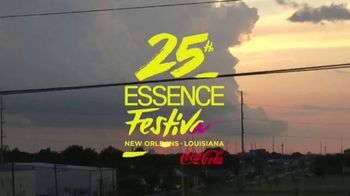 2019 Essence Festival TV Spot, '25 Years' - Thumbnail 3