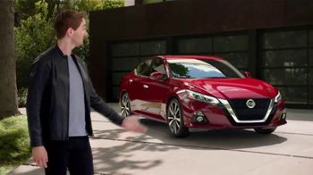 2019 Nissan Altima TV Spot, 'The Stress of Your Commute' [T2] - Thumbnail 10