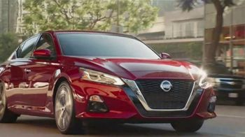 2019 Nissan Altima TV Spot, 'The Stress of Your Commute' [T2] - Thumbnail 7