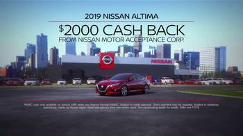 2019 Nissan Altima TV Spot, 'The Stress of Your Commute' [T2] - Thumbnail 8