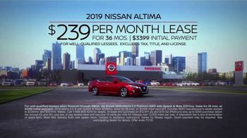 2019 Nissan Altima TV Spot, 'The Stress of Your Commute' [T2] - Thumbnail 9