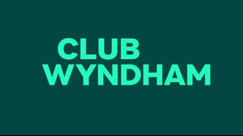 Wyndham Worldwide TV Spot, 'Club Wyndham' Song by Tim McMorris - Thumbnail 1
