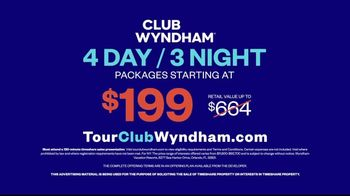 Wyndham Worldwide TV Spot, 'Club Wyndham' Song by Tim McMorris - Thumbnail 10