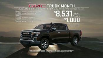 GMC Truck Month TV Spot, 'Jaw Drop' Song by Steam [T2] - Thumbnail 9