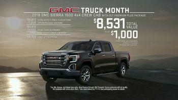GMC Truck Month TV Spot, 'Jaw Drop' Song by Steam [T2] - Thumbnail 6