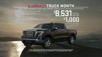 GMC Truck Month TV Spot, 'Jaw Drop' Song by Steam [T2] - Thumbnail 7