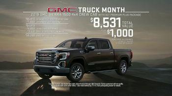 GMC Truck Month TV Spot, 'Jaw Drop' Song by Steam [T2] - Thumbnail 8