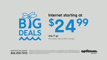 Optimum Big Summer Deals TV Spot, 'Biggest Summer Ever: $24.99' - Thumbnail 2
