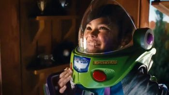 Toy Story 4 Buzz Lightyear Space Ranger Armor TV Spot, 'Protect the Galaxy'