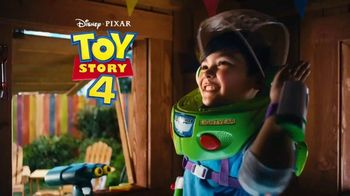 Toy Story 4 Buzz Lightyear Space Ranger Armor TV Spot, 'Protect the Galaxy' - Thumbnail 1