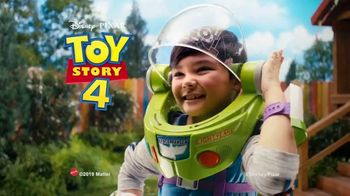 Toy Story 4 Buzz Lightyear Space Ranger Armor TV Spot, 'Protect the Galaxy' - Thumbnail 10