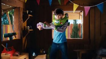Toy Story 4 Buzz Lightyear Space Ranger Armor TV Spot, 'Protect the Galaxy' - Thumbnail 4