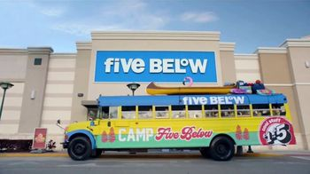 Five Below TV Spot, 'Listos para el verano' [Spanish] - 5 commercial airings
