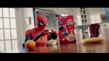 Kellogg's TV Spot, 'Spider-Man: Far From Home'
