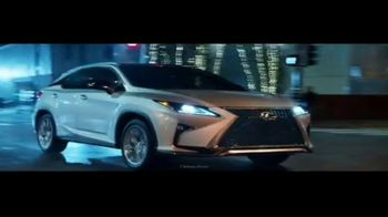 2019 Lexus RX 350 TV Spot, 'Attention' [T2]